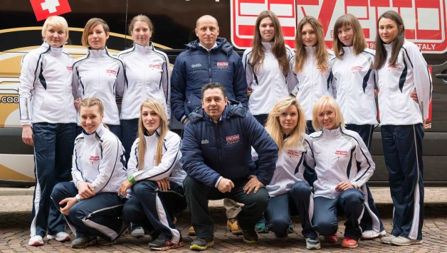 Team Servetto Footon