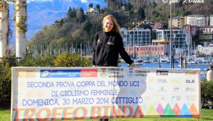 Martina Alzini (Foto di Flaviano Ossola)