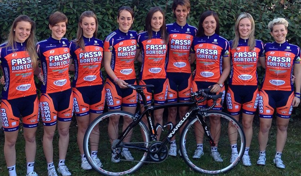 G.S. Top Girls - Fassa Bortolo