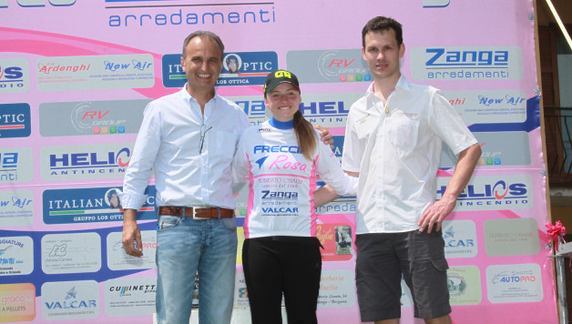 Pedale rosa eurotarget ale still bike team chiara for Consonni arredamenti