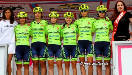 Team Aromitalia - Foto OSSOLA