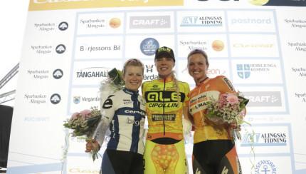 Vargarda women worldtour roadrace 2016