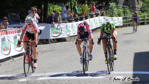 Sprint - Foto OSSOLA