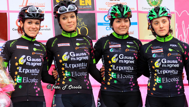 Team Gauss - Foto OSSOLA