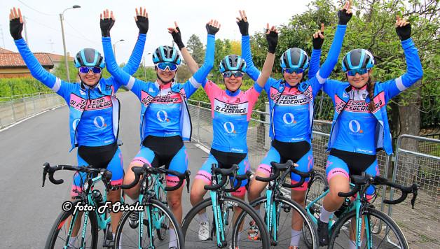 Team di Federico - Foto OSSOLA