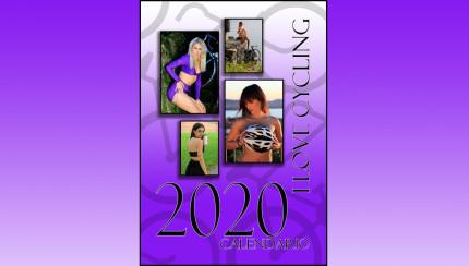 I Love Cycling 2o2o copertina