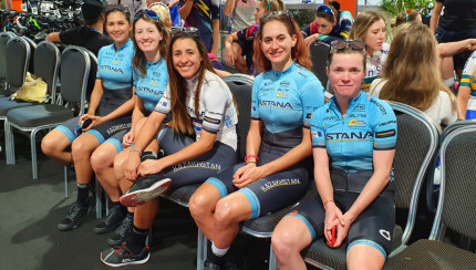 Astana in Australia