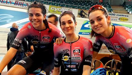 Vo2 Team Pink a Ginevra