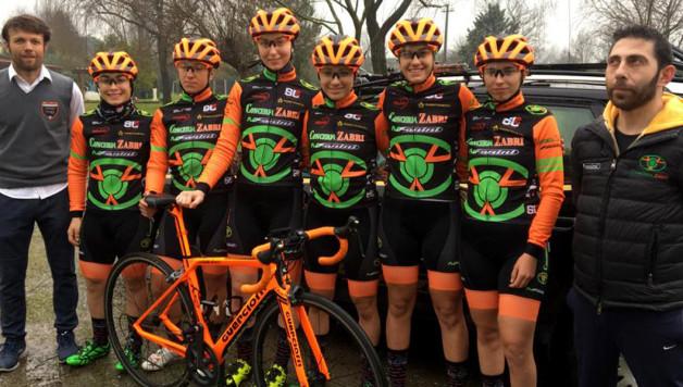 la Pro Cycling Team Fanini 2020