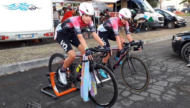 Esordienti Vo2 Team Pink